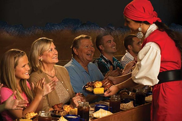 Four Course Feast – The Most Fun Place to Eat!™