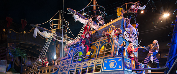 Pirates Voyage Reviews