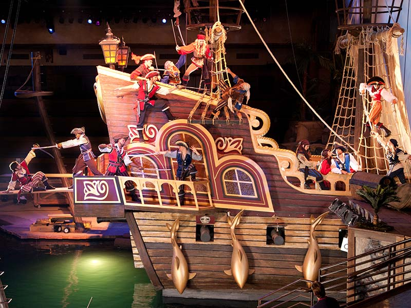 Pirates Voyage Dinner Amp Show Videos And Photos