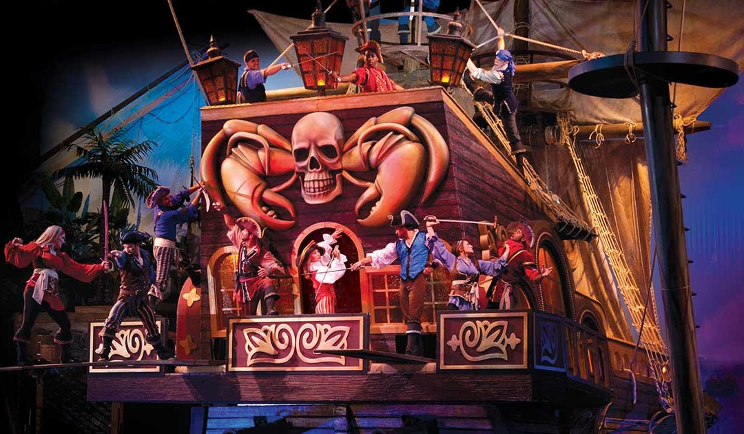Pirates Voyage Dinner & Show Celebrates Five Years in Myrtle Beach