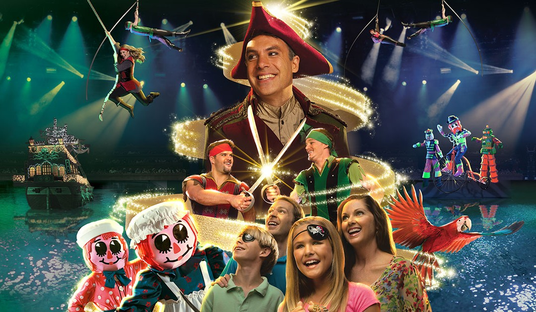 pirates voyage dinner show presents a christmas to remember starting nov 10 in myrtle beach sc