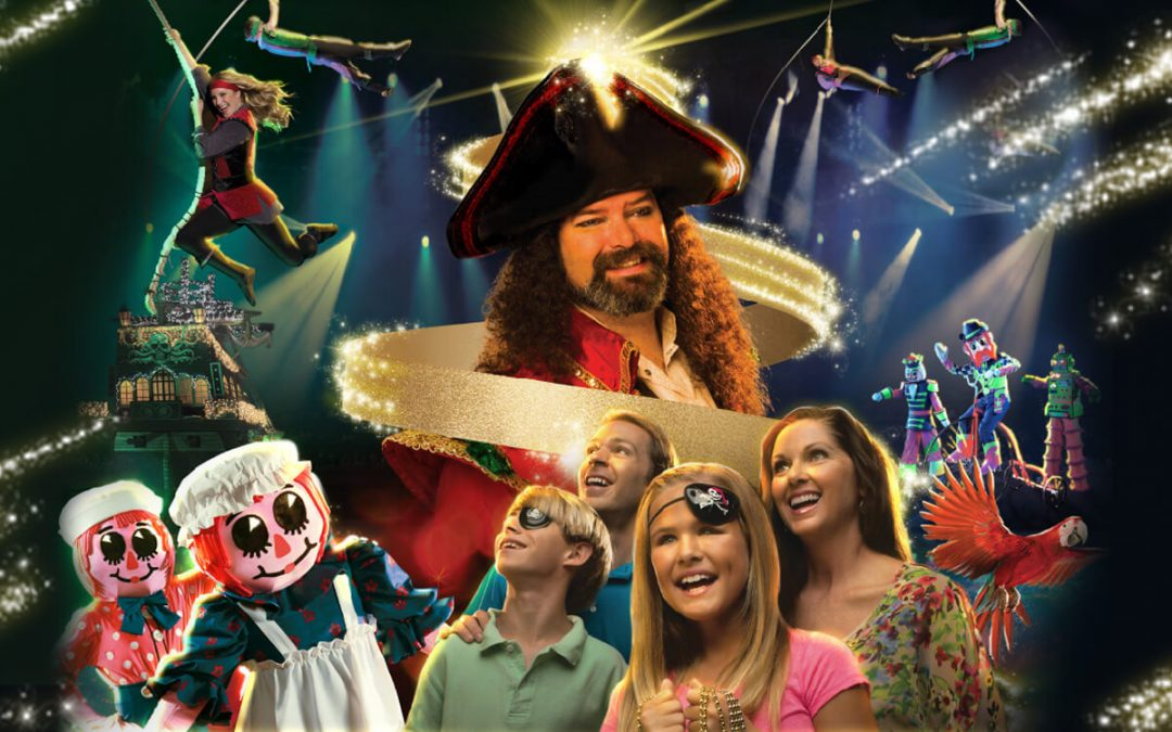 Christmas At Pirates Voyage Starts Nov. 9