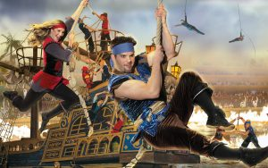 Weather Forecast For Myrtle Beach: 100% Chance Of Fun At Pirate's Voyage!