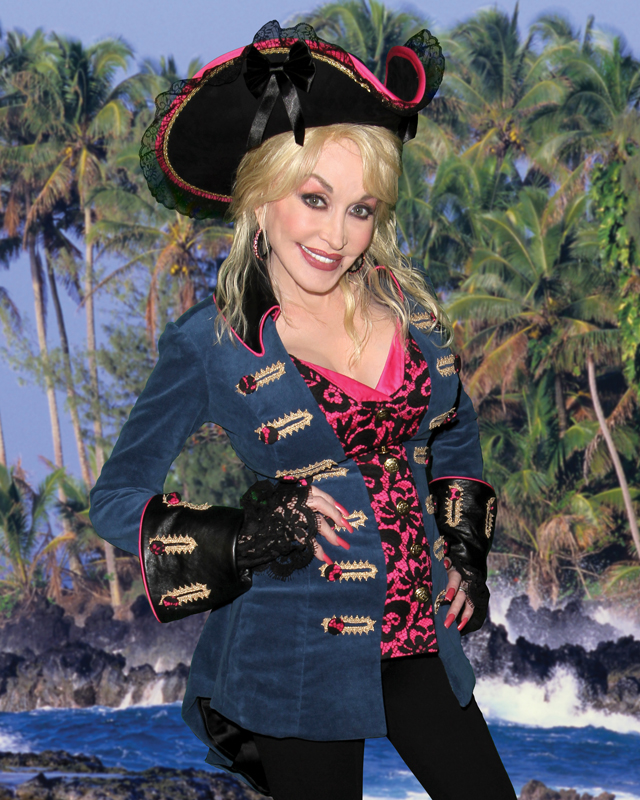 Dolly Parton Announces Second Pirates Voyage Location Coming to Pigeon Forge
