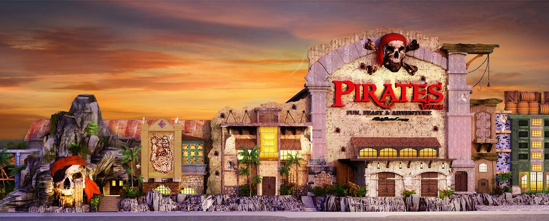 Pirates Voyage Taking Shape In Pigeon Forge