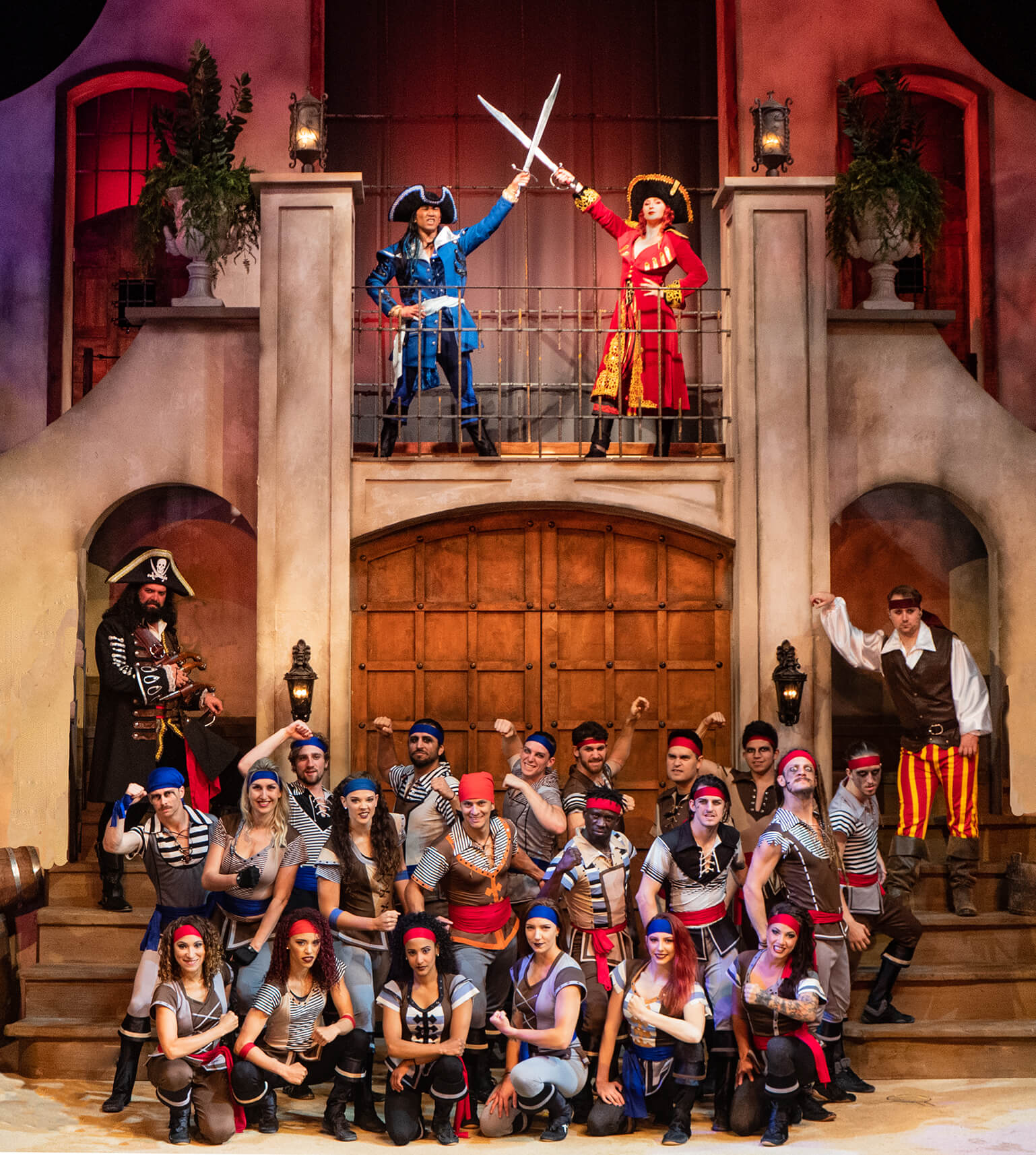 Pirates Voyage In Pigeon Forge, TN - Incredible Performances