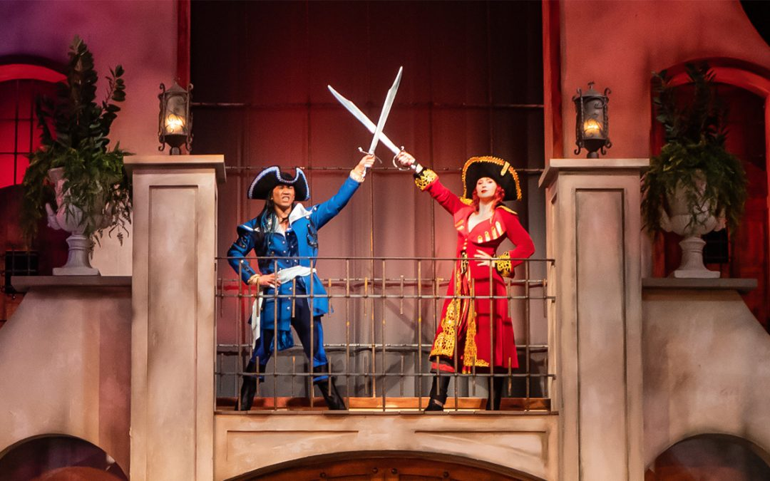 Pirates Voyage In Pigeon Forge, TN - Vacation Package
