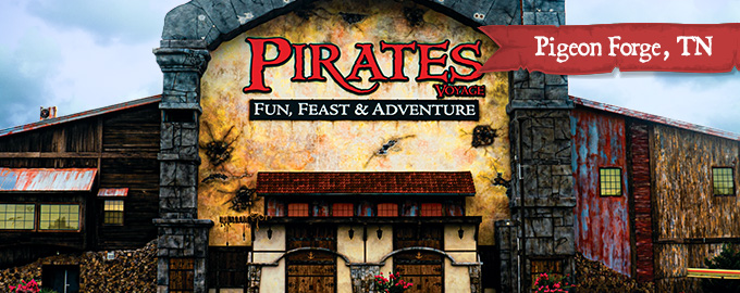 Pirates Voyage Pigeon Forge, TN