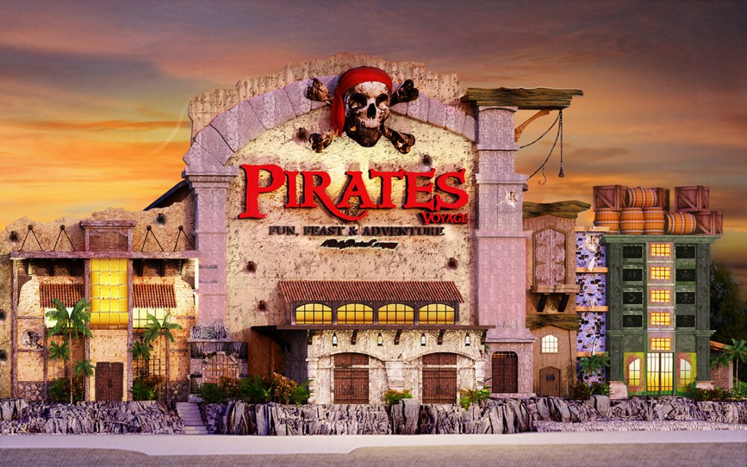 Pirates Voyage Pigeon Forge Opens For Second Season