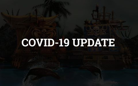 Pirates Voyage Closes Temporarily Due To Coronavirus (COVID-19) Pandemic