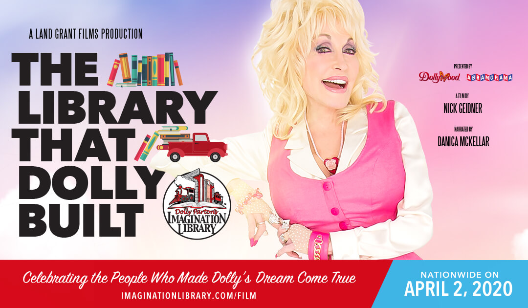 The Library That Dolly Built Film