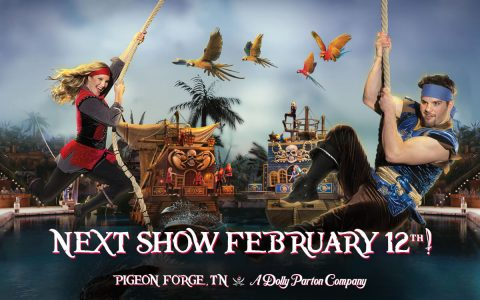 Pirates Voyage Dinner & Show Is Ready For Third Swashbuckling Season In Pigeon Forge