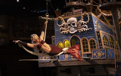 Pirates Voyage Crew Share Love of Show's Adventure